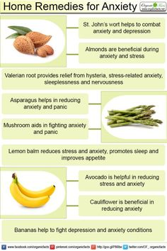 Going All Natural to Fight Anxiety: Anxiety treatment not only involves the use of conventional drugs. Going all natural is also a great way of reducing anxiety symptoms. With a lot of natural options to choose from, it should be relatively easy for you to create an anti-anxiety diet that can lead to an enormous reduction of your anxiety problems.
