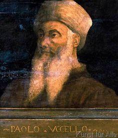 Paolo Uccello - Uccello, Paolo / Self-portrait / c.1450