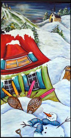 Village de ski