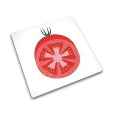 Joseph Joseph Worktop Saver multi purpose board with tomato design-   Debenhams