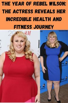 The Year of Rebel Wilson: the Actress Reveals Her Incredible Health and Fitness Journey
