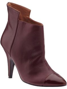 The perfect bootie for dressing up your jeans