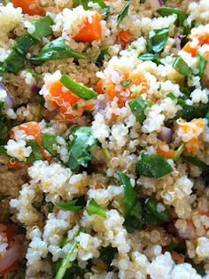Quinoa Salads on Pinterest | Quinoa Salad, Quinoa and Southwest Quinoa ...