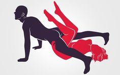 FLEXÃO INVERTIDA: Aqui o nível nem é avançado, é expert mesmo. Ela fica por baixo com as pernas para cima e ele penetra fazendo flexão de braço. Foto: Renato Munhoz (Arte iG)