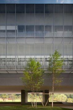 Amore Pacific Research  Design Center - Alvaro Siza - Carlos Castanheira - Kim Jong Kyu