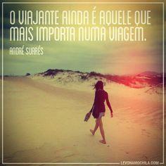 .@levonamochila | #levonamochila #frases #viagem #trip #brasil | Webstagram - the best Instagram viewer