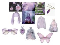 """""""the pale fairy"""" by victoria-murray-1 on Polyvore featuring art"""