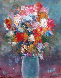 A Brighter Day by L Gaudet on Etsy. Visit lgaudetart.ca to view more paintings.