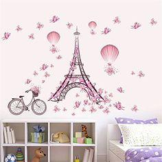 BIBITIME Romantic Eiffel Tower Wall Decals for Girls Room... https://www.amazon.ca/dp/B073RC8PCG/ref=cm_sw_r_pi_dp_U_x_zDBjBbN22PGKS