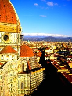 Florence Italy :) I absolutely cannot wait until I get to be there once again!! May can't come soon enough