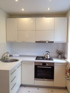 20+ Modern Tiny Kitchen Design And Decor Ideas