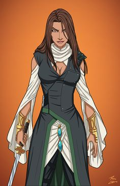 """""""Talia Al Ghul"""" sponsored by the Patreon patrons for Roysovitch's project. Character belongs to DC Comics. Talia Al Ghul Enhanced) commission Superhero Characters, Dc Comics Characters, Female Characters, Story Characters, Talia Al Ghul, Gotham City, Marvel Heroes, Marvel Dc, Comic Character"""