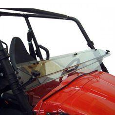 UTV Headquarters - Kawasaki Teryx 800 Half Folding Windshield