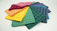 New Modern Plaid from Andover Fabrics