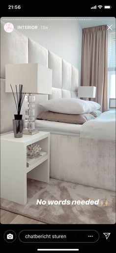 Room Design Bedroom, Room Ideas Bedroom, Home Room Design, Home Decor Bedroom, Home Living Room, Home Interior Design, Living Room Decor, Luxurious Bedrooms, House Rooms