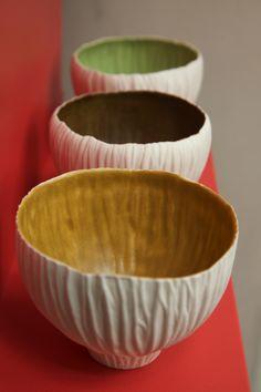 Porcelana com cor / Nicole Toldi