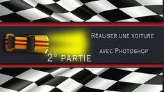 Réalisons une voiture avec Photoshop p2