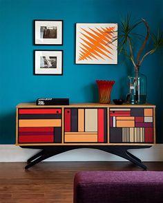 Casa-com-br-Reforma-fez-o-apartamento-ganhar-um-quarto-5 - очень грамотно подобраны цвета