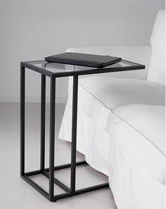 Ikea Laptop Stand Hack Diy C Table Side Table VITTSJÖ
