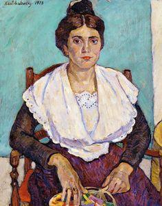 Арлезианка. 1908