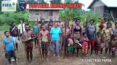SEPAKBOLA DIANTARA SUKU SUKU. 'SUKU ELSENG' PAPUA Suku 'Nomad' ini membutuhkan perhatian,  https://kitabisa.com/unipapua?ref=c2c0&utm_source=facebook&utm_medium=sharebutton_payment_summary&utm_campaign=projectshare