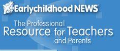 Terrific Transitions for the preschool classroom