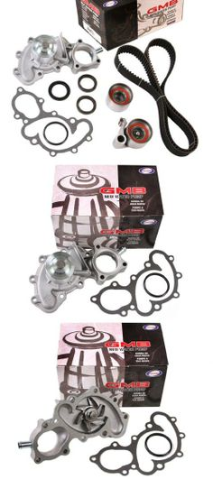 GMB Evergreen TBK271WP Toyota DOHC Timing Belt Kit w/ Water Pump  #Evergreen_Parts_And_Components #Automotive_Parts_and_Accessories