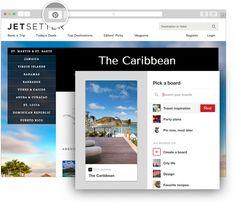 브라우저 버튼 확인 페이지   Pinterest는 무엇인가요?