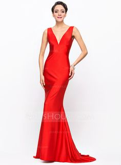 Marine Corp. ball?  Trumpet/Mermaid V-neck Sweep Train Jersey Evening Dress (017056167) http://jjshouse.com/Trumpet-Mermaid-V-Neck-Sweep-Train-Jersey-Evening-Dress-017056167-g56167?la=email_newsletter_20141031_en_en&utm_source=NewsLetter&utm_campaign=NewsLetter_20141031_en_en