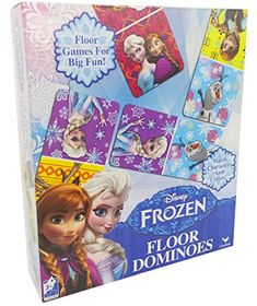 Disney Frozen Floor Dominoes Styles Will Vary >>> Be sure to check out this awesome product.