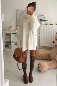 10+ Best Amazon fashion dresses not to miss for fall/winter time. These cool and chic dresses are all you need to make the best winter outfits. You won't believe they're ALL UNDER $50. Cute Fall Outfits, Winter Outfits, Fall Fashion Trends, Autumn Fashion, Winter Time, Fall Winter, Best Amazon, Chic Dress, Fall Dresses