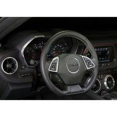Chevy G6 Camaro Billet Interior Knob Kit - Black