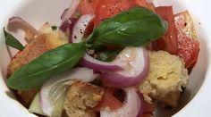 Toscaanse tomatensalade