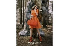 Mulberry, Fall 2012 with Lindsey Wixson, photo Tim Walker | Mode | Vogue