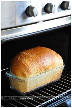 Pan de molde casero, para dummies!