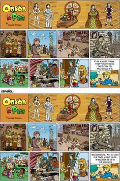 I think it isn't worth much...   No creo que tenga mucho valor...   http://www.gocomics.com/onion-and-pea/2012/07/15