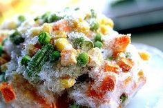 ¿Cuanto tiempo podemos tener congelada la comida o alimentos? | Recetas de Cocina Casera - Recetas fáciles y sencillas