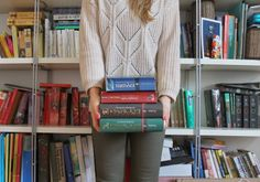 I love books PART I // Some of my favourites! Cool Sweaters, I Love Books, My Favorite Things, My Love, Nice, Breien