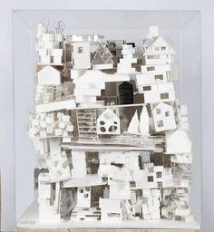 Sou Fujimoto, Vielfältigkeit, Komplexität, Tokio, Wald, Ökosystem, Zufälle … Ist es möglich, solchen Dingen, die etwas zwischen Natur und Künstlichkeit sind, eine Form zu geben?, 2012