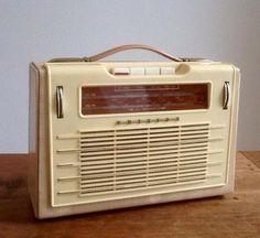 Vintage Philips All Transistor Radio