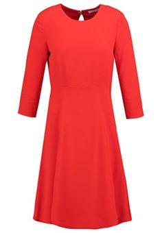 Korte jurk - apple red