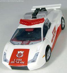 Generations Red Alert As A Lamborghini Gallardo Fire Chief Car