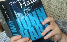 "Osterlektüre: John Hart ""Das eiserne Haus"" /John Hart ""The iron house"""