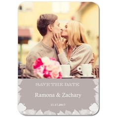 Winsome Accessory Save The Dates  #wedding invitations  #save the date  #customize invitations  #diy invitations