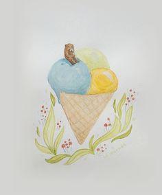 More illustrations by La Mariika