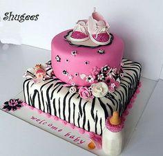 Baby Shower Cake!!