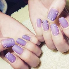 Section of little pure and fresh and purple water Fun Nails, Fresh, Pure Products, Purple, Amazing, Water, Beauty, Gripe Water, Beauty Illustration