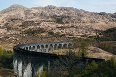 Le viaduc de Glenfinnan et le Jacobite Steam Train