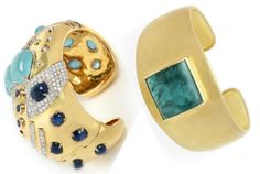 THE WIFE Guide: Gold Cuff Bracelets