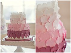 Creating your wedding cake with expert Cakes by Beth